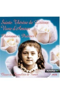 CD Vivre d'amour - chansons - poèmes