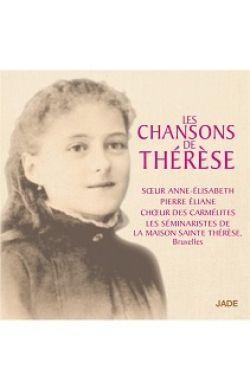 CD Les chansons de Thérèse