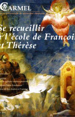 Se recueillir à l'école de François et Thérèse (n°135)
