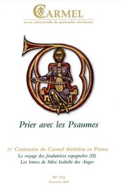 Prier avec les Psaumes (n°114)