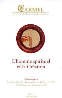 L'homme spirituel et la Création (n°117)