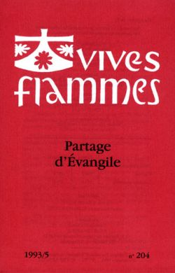 Partage d'Évangile (n°204)