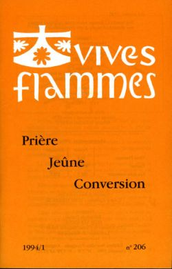 Prière, jeûne et conversion (n°206)