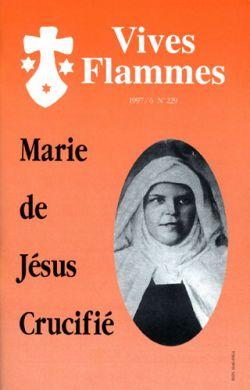Marie de Jésus Crucifié (n°229)