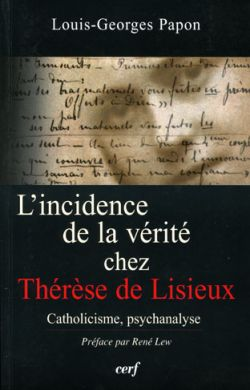 L'incidence de la vérité chez Thérèse de Lisieux