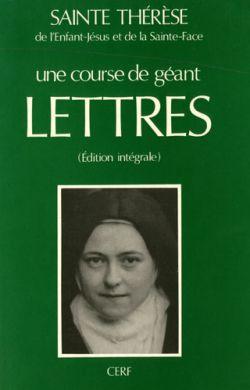 Lettres de ste Thérèse de l'Enfant-Jésus
