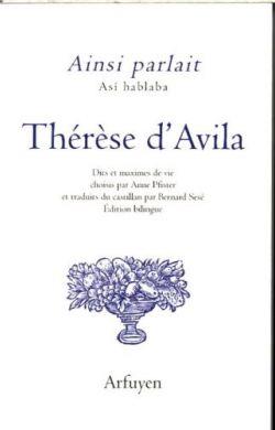 Ainsi parlait Thérèse d'Avila