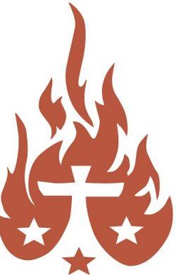 1er abonnement Revue Vives Flammes - 1 an - Hors Europe et DOM-TOM