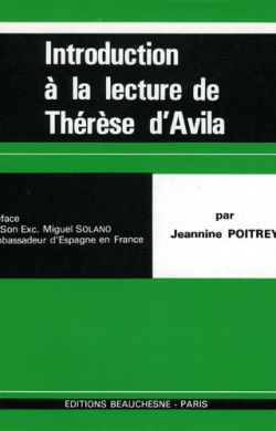 Introduction à la lecture de Thérèse d'Avila