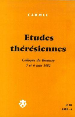 Etudes Thérésiennes (n°28)