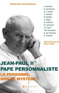 Jean-Paul II pape personnaliste