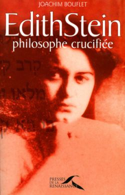 Edith Stein philosophe crucifiée