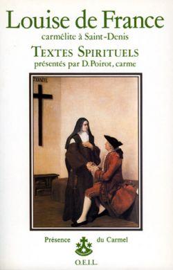 Louise de France, carmélite à Saint-Denis - Textes spirituels